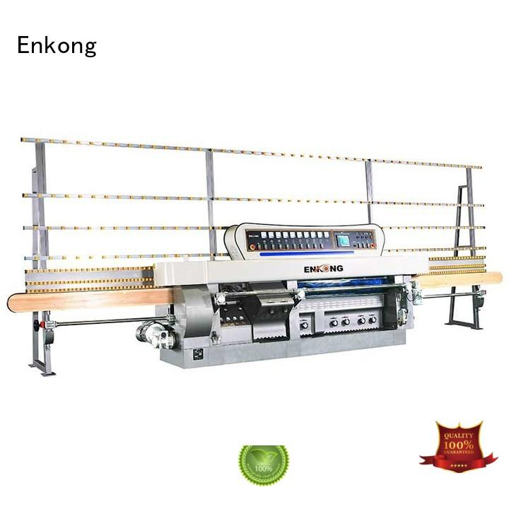 miter glass machine Enkong Brand glass mitering machine supplier
