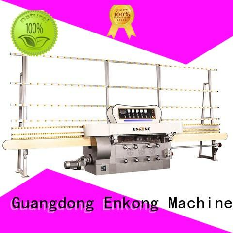 Enkong efficient glass edging machine wholesale for polishing