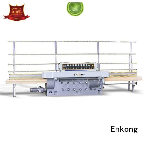 glass edge polishing machine for sale pencil edging glass edge polishing machine Enkong Brand
