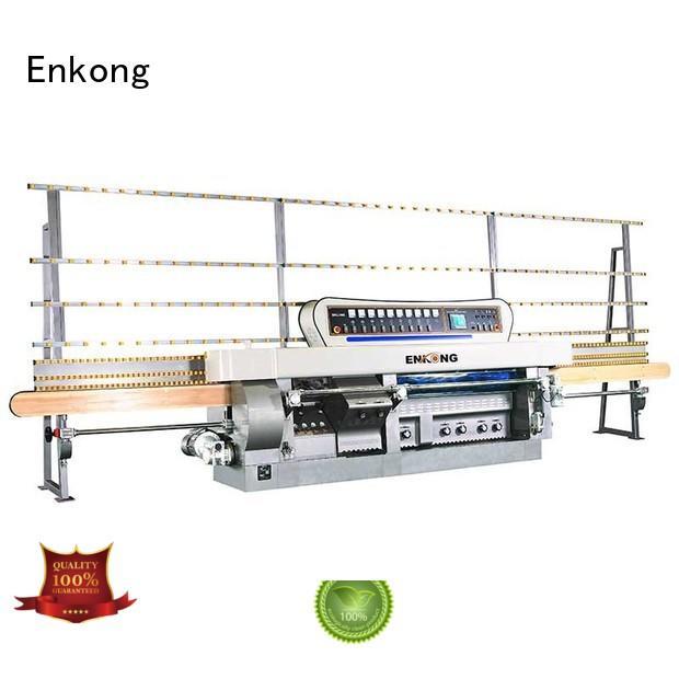 variable glass mitering machine machine Enkong company