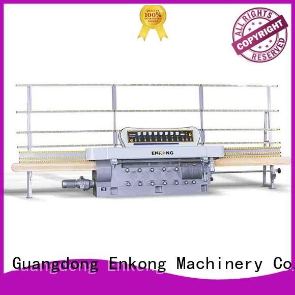 top quality glass edge polishing machine for sale supplier for polishing Enkong