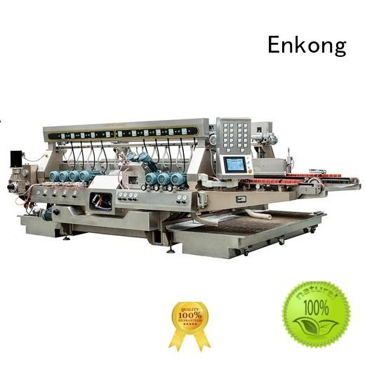 glass double edger straight-line speed Enkong Brand company