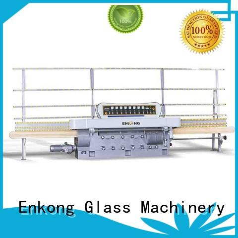 Enkong stable glass edge polishing customized for polishing