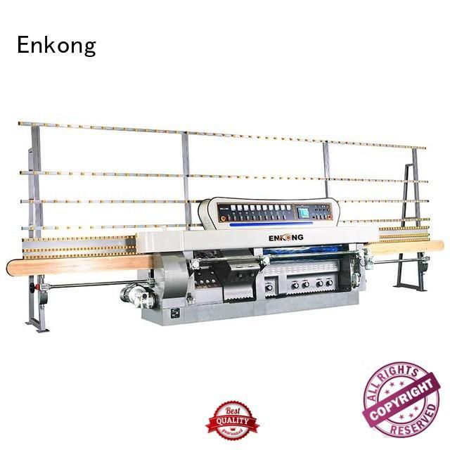 Enkong Brand machine miter glass glass mitering machine manufacture