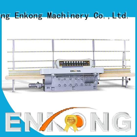 Enkong top quality glass edging machine series for fine grinding