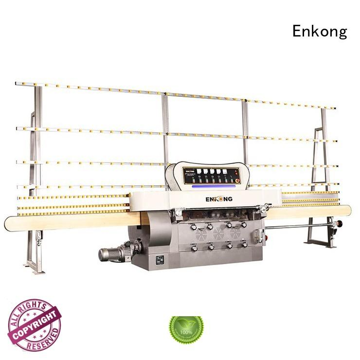 glass edge polishing machine for sale glass straight-line edging glass edge polishing manufacture