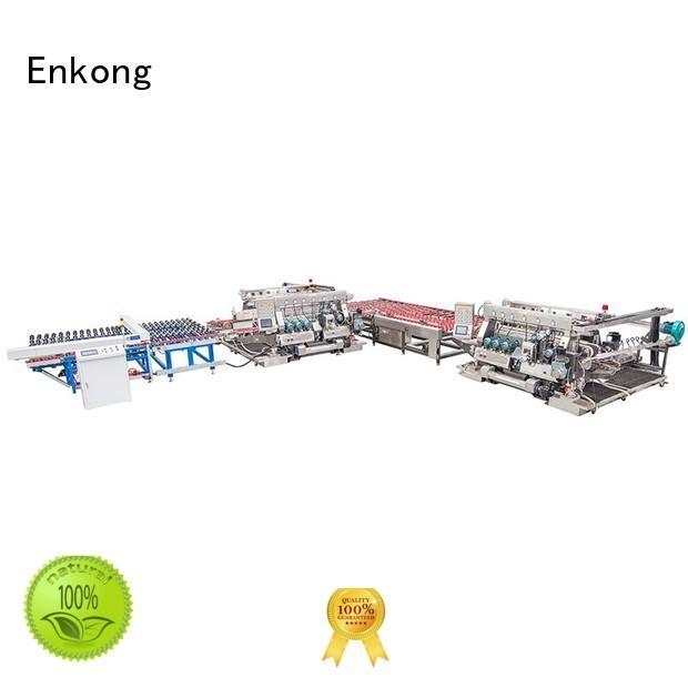 glass speed Enkong Brand double edger