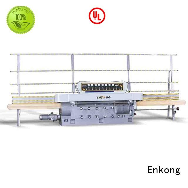 glass edge polishing machine for sale straight-line edging pencil Enkong Brand