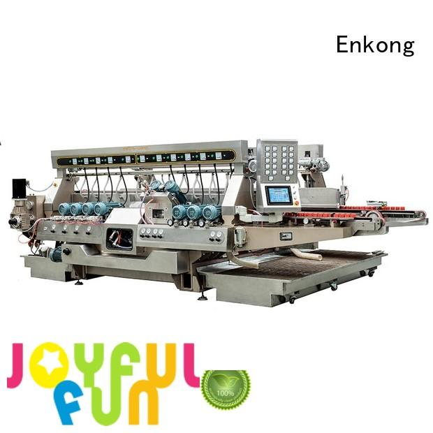 Enkong Brand machine line double edger straight-line factory