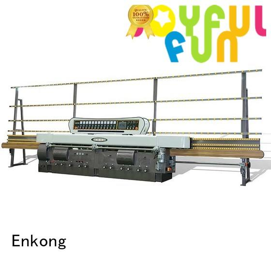 glass edge polishing machine for sale edging glass Bulk Buy straight-line Enkong