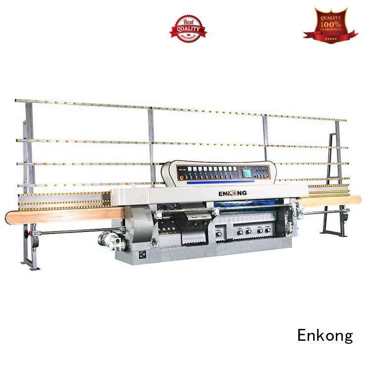 variable miter glass Enkong Brand glass mitering machine supplier