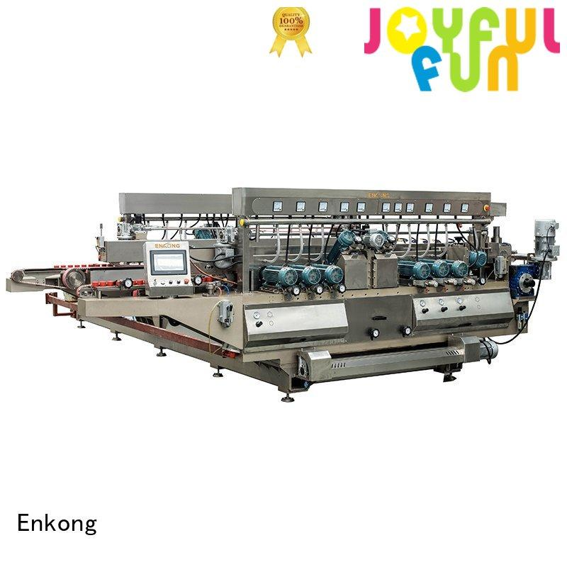 glass double edger straight-line glass Enkong Brand company