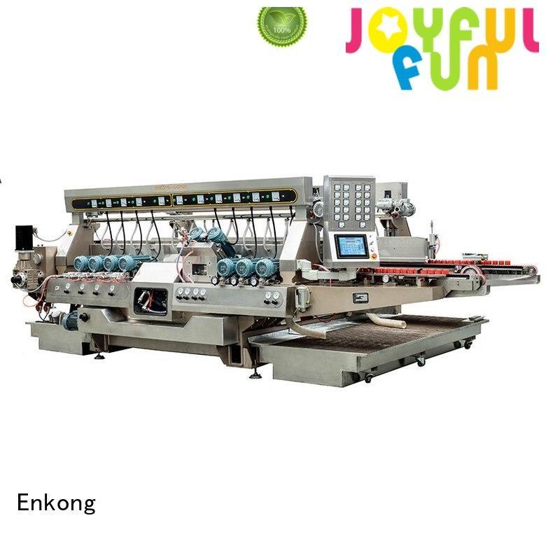 speed machine line round double edger Enkong