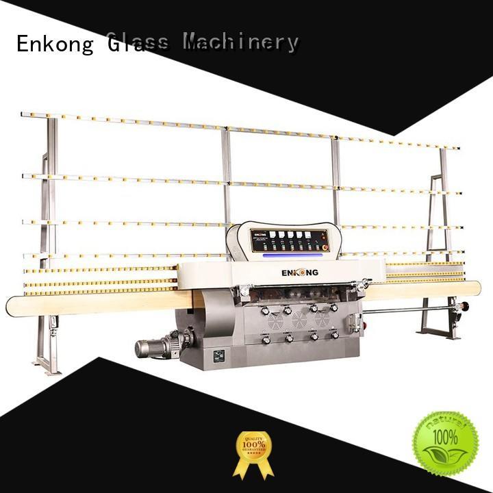 Enkong zm7y glass edge grinding machine supplier for polishing