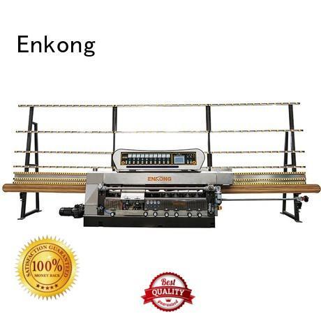 edging straight-line OEM glass edge polishing Enkong
