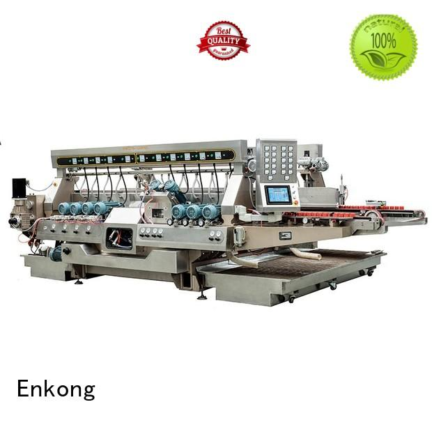 Enkong Brand double glass double edger round supplier