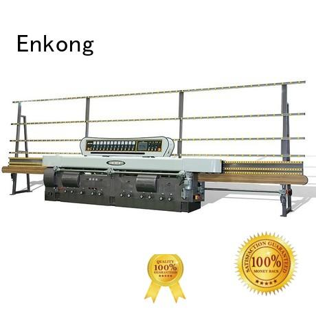 pencil straight-line glass edge polishing Enkong Brand