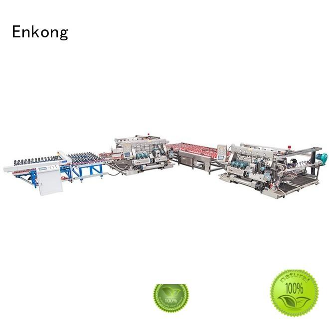 straight-line speed double OEM double edger Enkong