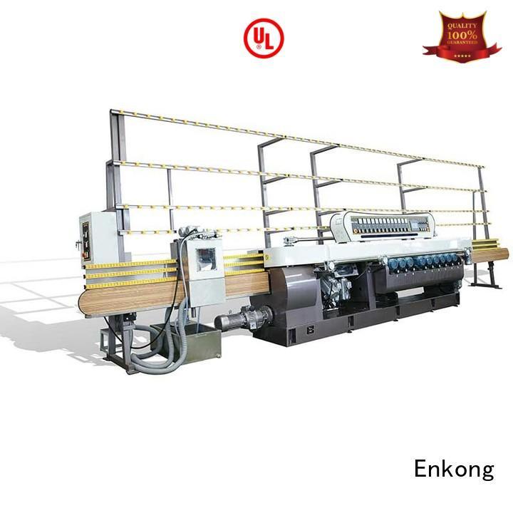 glass beveling equipment straight-line machine Warranty Enkong