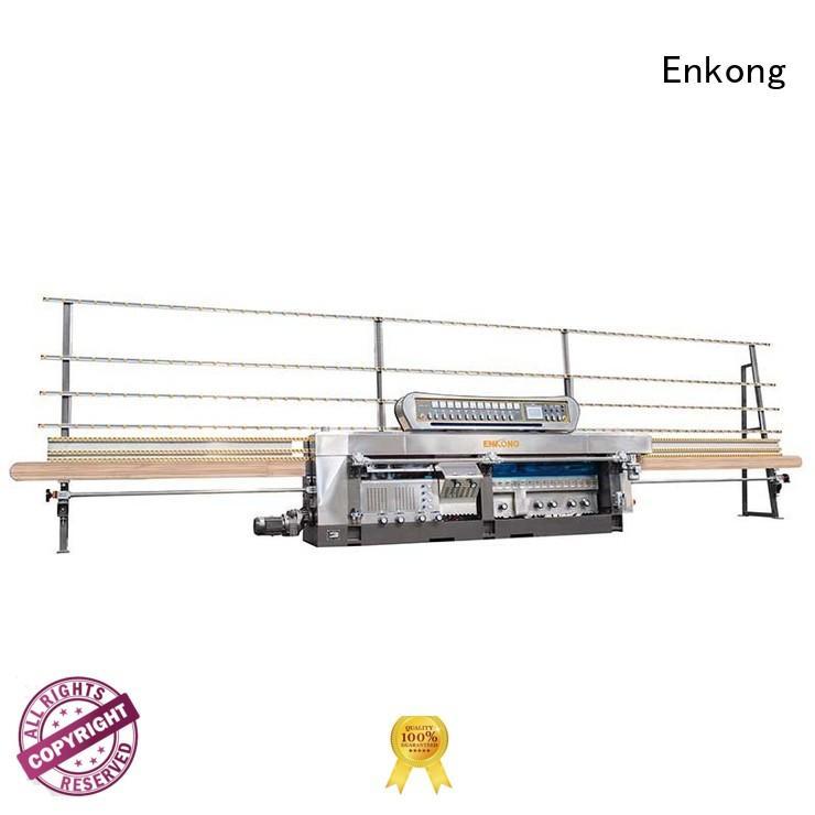 variable machine glass glass mitering machine miter Enkong Brand