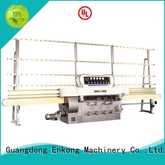Enkong stable glass edge polishing machine supplier for fine grinding