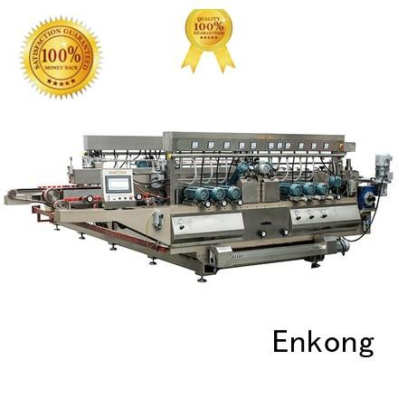 glass double edger straight-line speed line Enkong Brand company