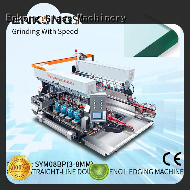 real double edger SM 20 series for round edge processing