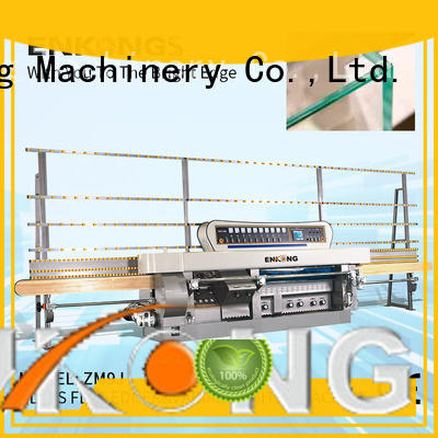Enkong top quality glass mitering machine manufacturer for grind