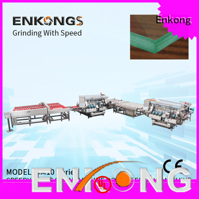 Enkong SM 26 double edger factory direct supply for household appliances