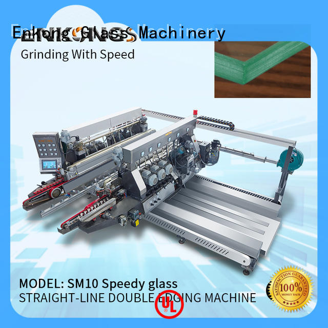 real double edger SM 26 series for round edge processing
