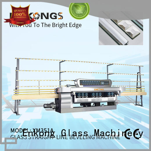 cost-effective glass beveling machine xm351 manufacturer for polishing