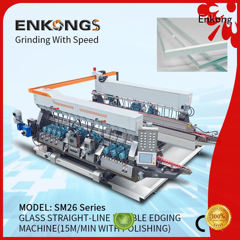 Enkong SM 10 double edger manufacturer for household appliances