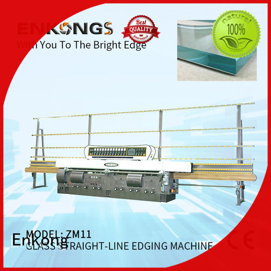 Enkong zm4y glass edge polishing wholesale for fine grinding