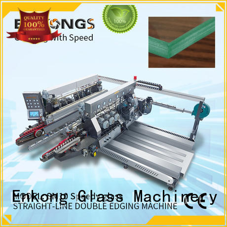 Enkong quality double edger series for round edge processing