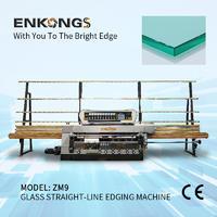 Glass straight-line edging machine ZM9
