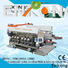 high speed double edger SM 26 manufacturer for round edge processing