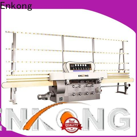 Enkong zm11 glass edge polishing machine series for fine grinding