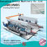 Enkong real glass double edging machine factory direct supply for household appliances