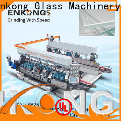 Enkong SM 10 double edger wholesale for round edge processing