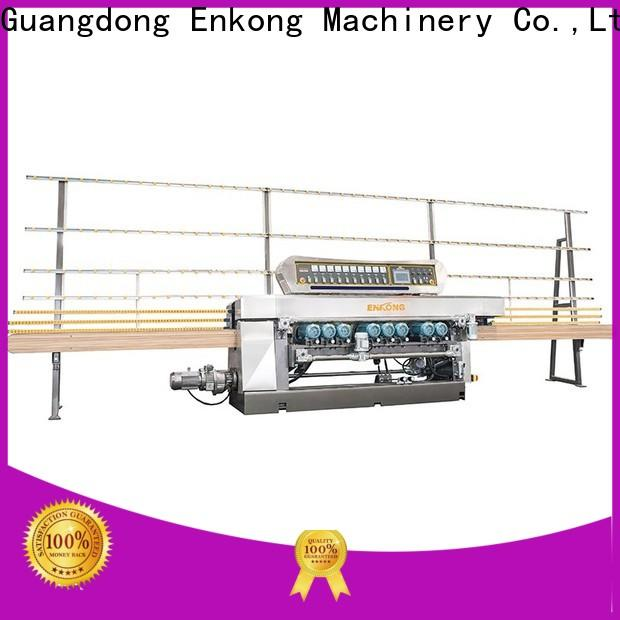 Enkong xm363a glass beveling machine for sale wholesale