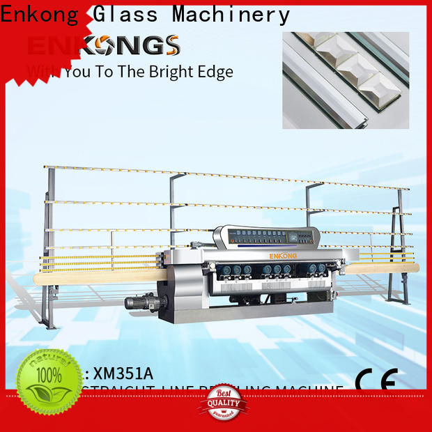 good price glass beveling machine for sale xm363a manufacturer