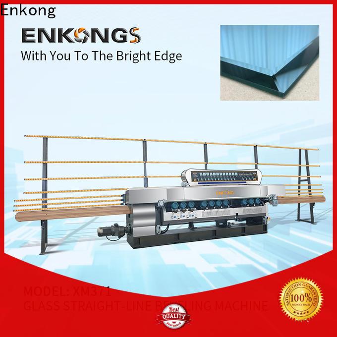 Enkong xm351a glass beveling machine series