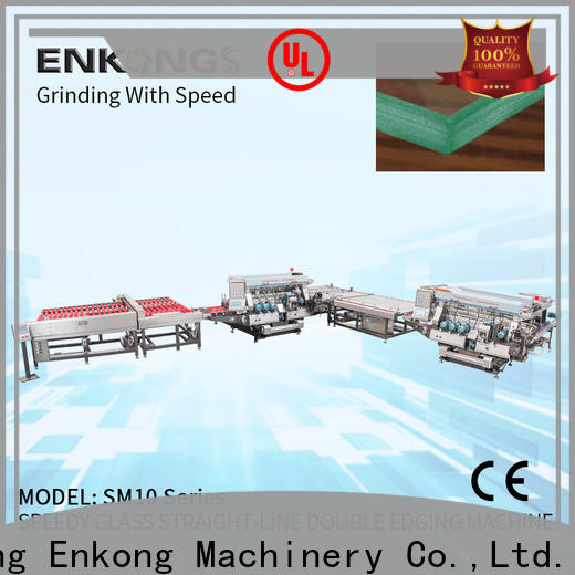 Enkong SM 12/08 double edger supplier for household appliances