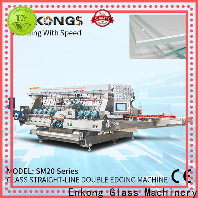 Enkong SM 22 double edger machine wholesale for household appliances