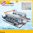 Enkong SM 10 glass double edging machine factory direct supply for photovoltaic panel processing