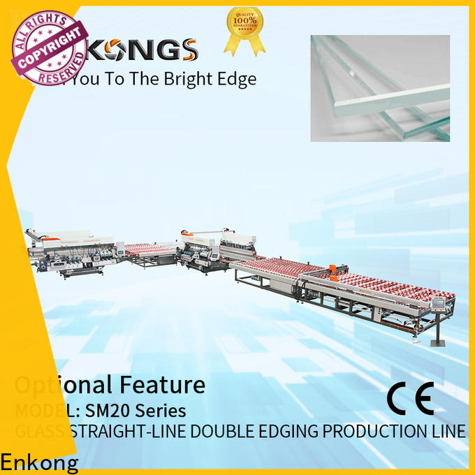cost-effective double edger machine SM 26 wholesale for photovoltaic panel processing