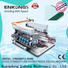Enkong quality glass double edging machine manufacturer for photovoltaic panel processing
