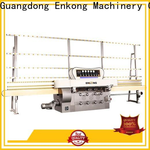 Enkong top quality glass edge polishing machine series for polishing