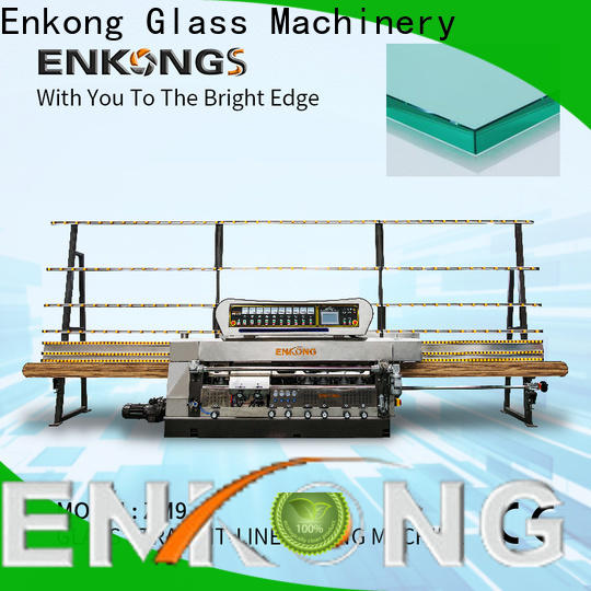 Enkong top quality glass edging machine wholesale for fine grinding