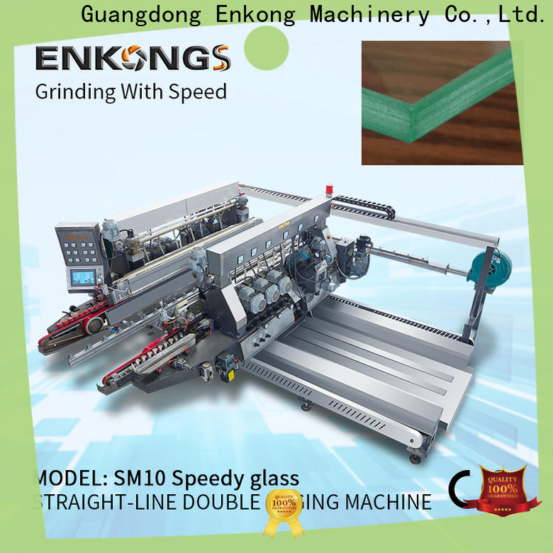 cost-effective glass double edging machine SM 20 series for household appliances